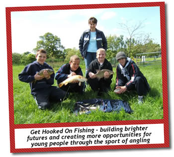 Delivering fun and interactive activities around the sport of angling